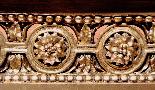 Importante Consolle In Legno Dorato, Epoca Luigi XVI-8