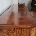 Antico Bureau Scrittoio a Ribalta Luigi Filippo-7