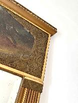 Specchio art déco / ghiaccio / trumeau-4
