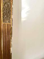 Specchio art déco / ghiaccio / trumeau-5