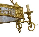 Lustre de style Napoléon III-5