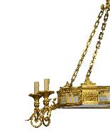 Lustre de style Napoléon III-3