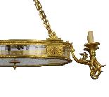 Lustre de style Napoléon III-2