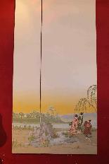 Zuber papier Peint Panoramico Giardino Giapponese, inizi XX-2