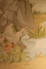 Zuber papier Peint Panoramico Giardino Giapponese, inizi XX-7
