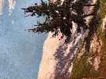 Dipinto Raffigurante Montagne Innevate Leonardo Roda-4