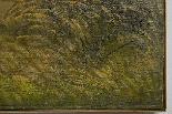 Dipinto paesaggio autunnale di grandi dimensioni-1