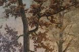 Dipinto paesaggio autunnale di grandi dimensioni-3