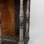 Consolle in legno laccato