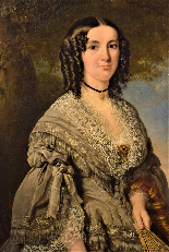 La Principessa Kotschoubey F.X. Winterhalter 1850c.-1