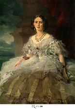 La Principessa Kotschoubey F.X. Winterhalter 1850c.-18