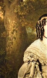 La Principessa Kotschoubey F.X. Winterhalter 1850c.-3