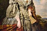 La Principessa Kotschoubey F.X. Winterhalter 1850c.-2