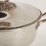 Piatto per verdure in argento, XX secolo-8