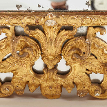 Regency period giltwood mirror, 18th century-7