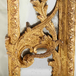 Regency period giltwood mirror, 18th century-6