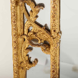 Regency period giltwood mirror, 18th century-9