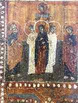 Icone - Episodi Soggetti Della Vita Della Beata Vergine-6