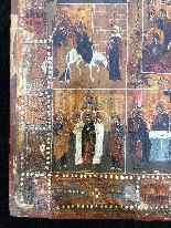 Icone - Episodi Soggetti Della Vita Della Beata Vergine-3