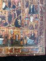 Icone - Episodi Soggetti Della Vita Della Beata Vergine-4