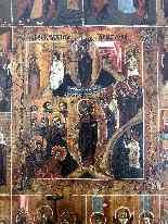 Icone - Episodi Soggetti Della Vita Della Beata Vergine-1