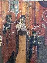 Icone - Episodi Soggetti Della Vita Della Beata Vergine-8