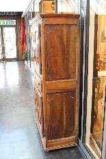 Antica credenza a quattro porte Luigi XIV-1