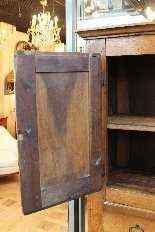 Antica credenza a quattro porte Luigi XIV-6