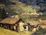 Umberto Moggioli - Mountain Landscape-4