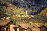 Umberto Moggioli - Mountain Landscape-6