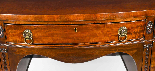 Antique George III Flame Mahogany Serpentine Sideboard 19th-5
