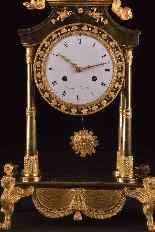 Pegasus, A spectacular French Empire pendule-18
