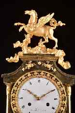 Pegasus, A spectacular French Empire pendule-9