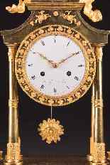 Pegasus, A spectacular French Empire pendule-11