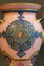 Paire De Grands Vases A l'Etrusque En Sèvres XIXème-0