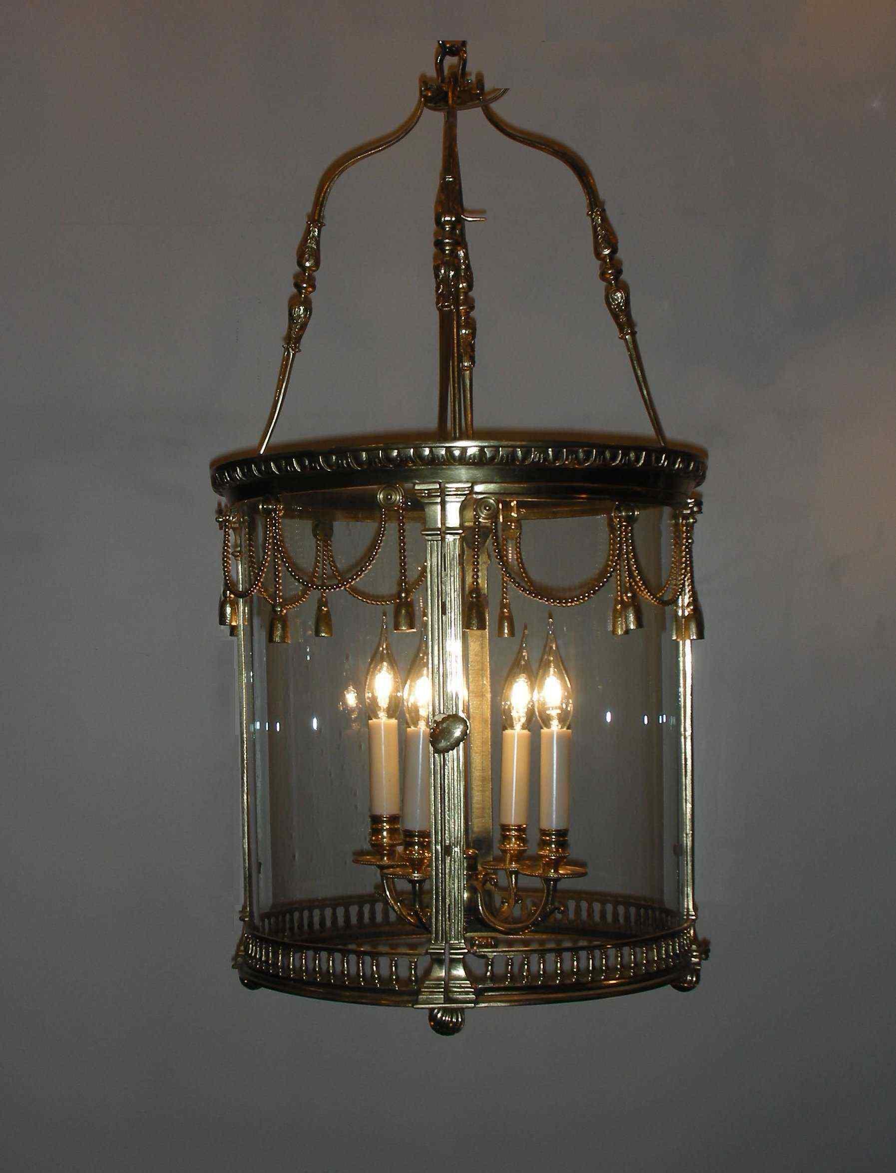 Lanterna antica da collezione