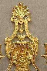Appliques stile Luigi XIV Inizio XX-6