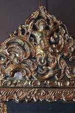 Louis XIV style mirror-5