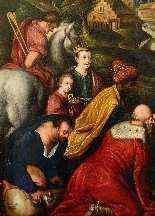 Adoration des Mages, début du XVIIe siècle-1