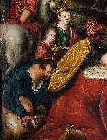Adoration des Mages, début du XVIIe siècle-9
