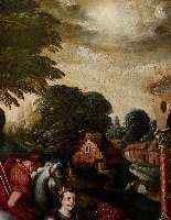 Adoration des Mages, début du XVIIe siècle-11