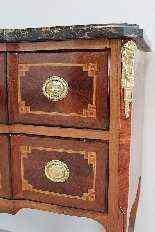 Cassettone Luigi XV, XVIII secolo-3