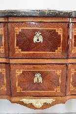 Cassettone Luigi XV, XVIII secolo-2