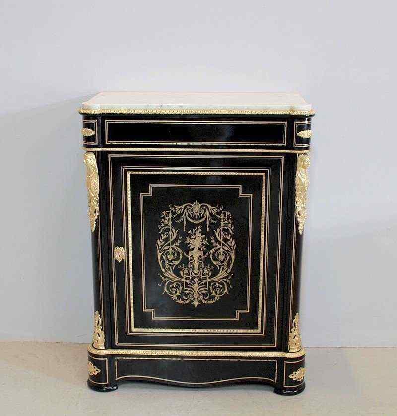 Mobile Boulle, Napoleone III