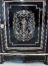 Mobile Boulle, Napoleone III-6
