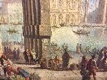 Importante dipinto veduta di Venezia, firmato: Gastaldi 1863-2