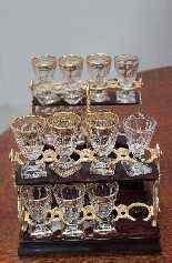 Bicchierini da liquore, Francia XIX secolo-8