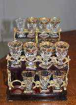 Bicchierini da liquore, Francia XIX secolo-6