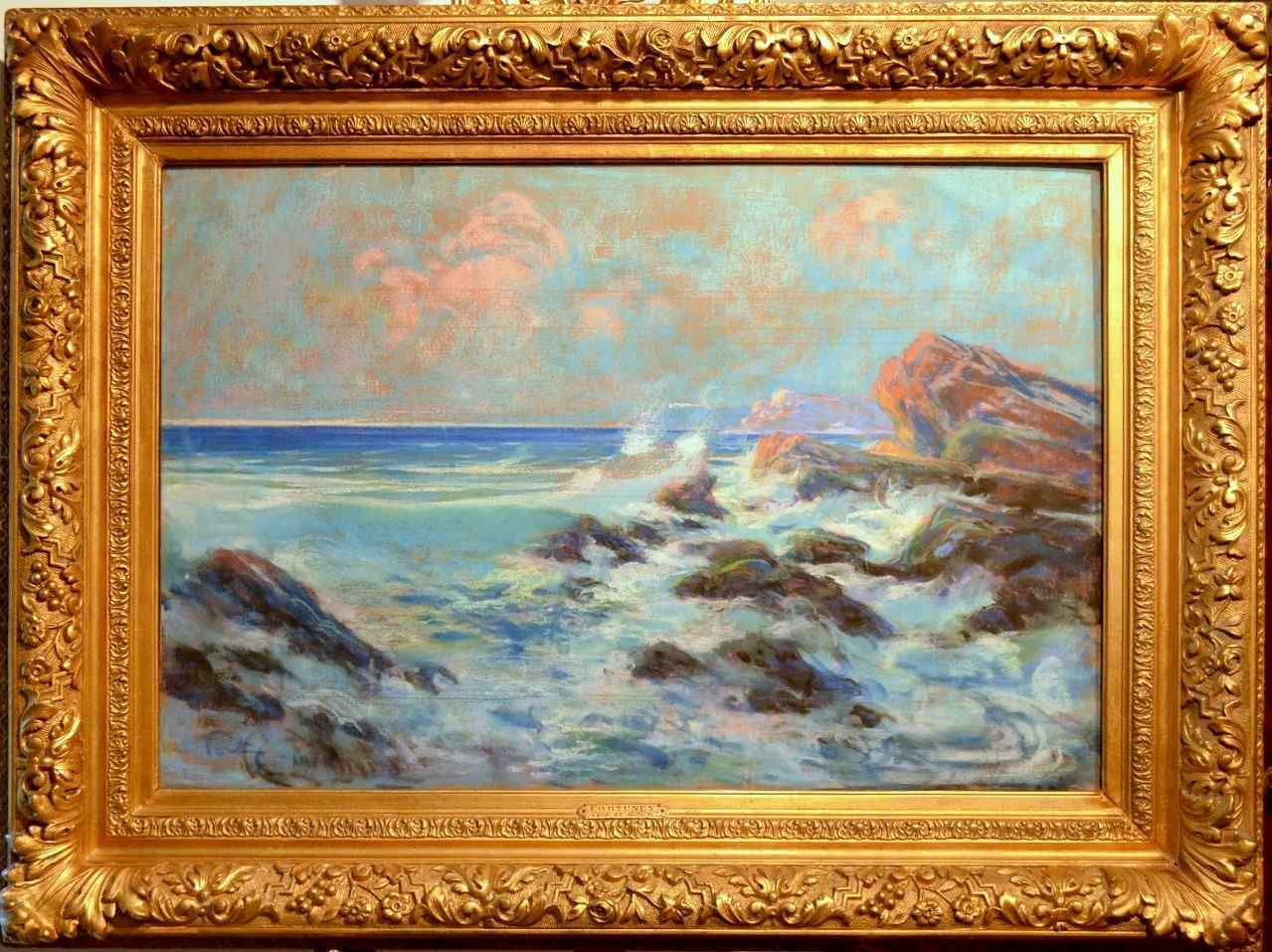 Scuola impressionista francese, Costa Azzurra