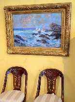 Scuola impressionista francese, Costa Azzurra-5
